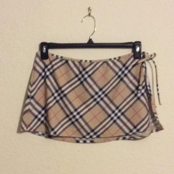 3c740adc7481 Burberry Other - Burberry wrap swim skirt